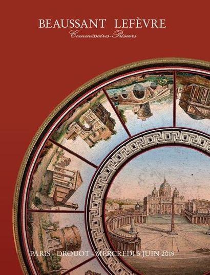 DESSINS et TABLEAUX - OBJETS d'ART et de BEL AMEUBLEMENT - TAPISSERIES et TAPIS
