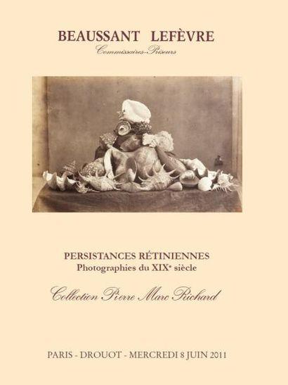 Photos du XIXème siècle: collection Pierre-Marc Richard