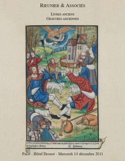 Gravures et livres anciens