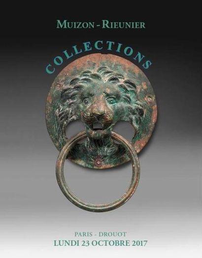 Collections : livres anciens & modernes - armes anciennes - art d'Asie - archéologie