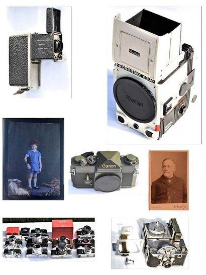 Matériel Photographique et Photographies