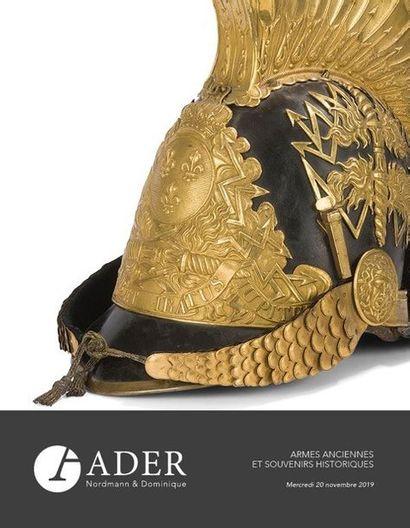 Armes et souvenirs historiques - Bibliothèque militaire - Collection J.-P. BAUVE