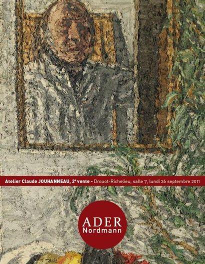 Atelier Claude Jouhanneau (1931-2011), 2e vente