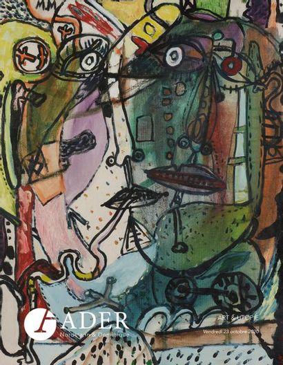 ART & UTOPIE - À l'occasion de l'Outsider Art Fair