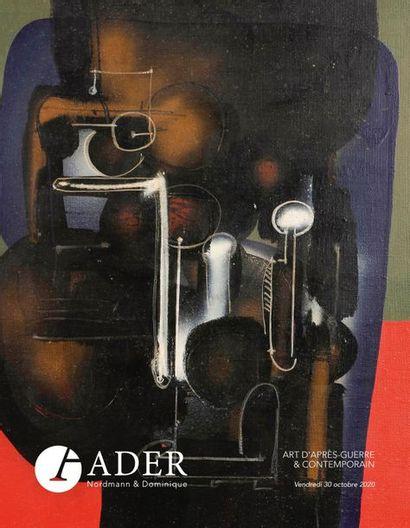 [DATE MAINTENUE] - ART D'APRÈS-GUERRE & CONTEMPORAIN