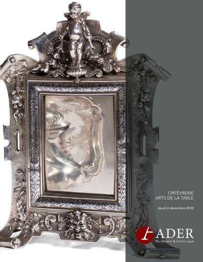 ORFÈVRERIE & ARTS DE LA TABLE