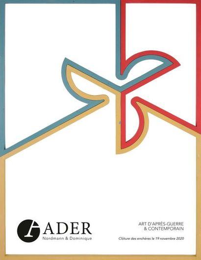 Art d'après-Guerre et Contemporain - du 12 novembre au 19 novembre 2020