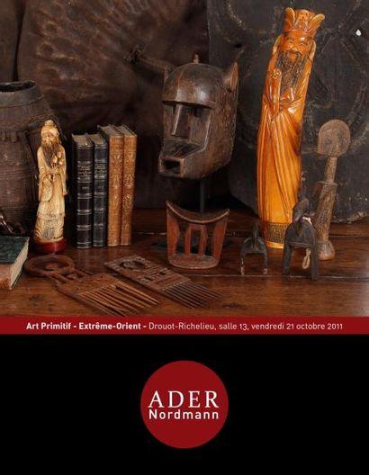 Vente classique - Art primitif - Art d'Extrème Orient