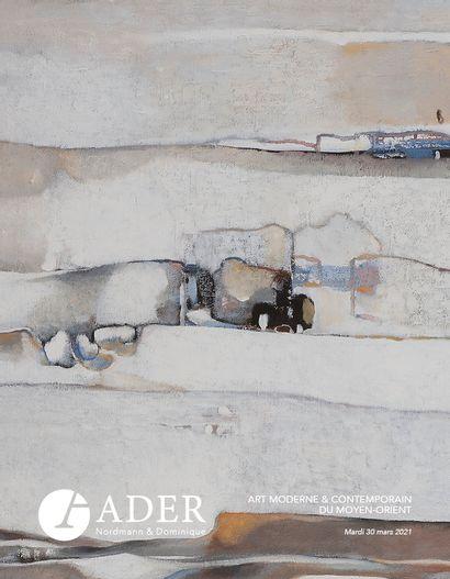 ART MODERNE DU MOYEN-ORIENT - MIDDLE EASTERN ART