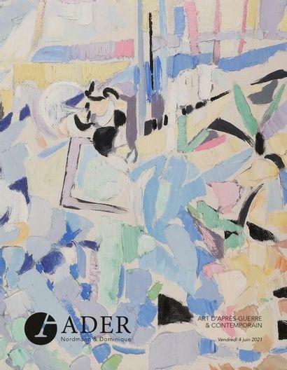 ART D'APRÈS-GUERRE & CONTEMPORAIN