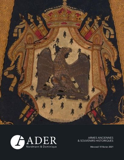 ARMES ANCIENNES ET SOUVENIRS HISTORIQUES - Vente en préparation