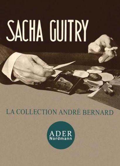 Sacha GUITRY - Collection André Bernard PART 2