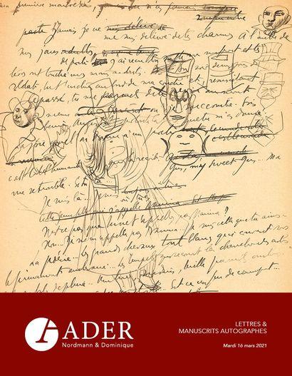 Lettres & Manuscrits Autographes