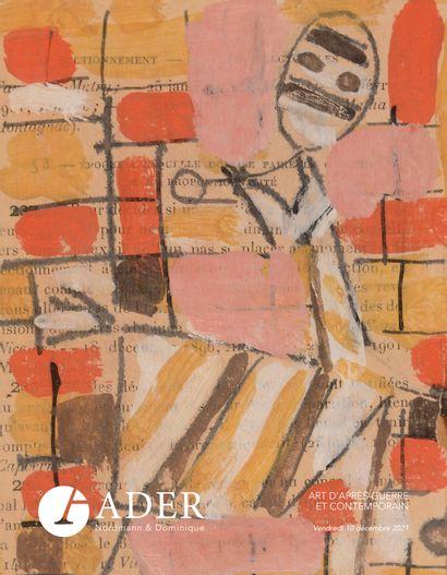 ART D'APRES-GUERRE ET CONTEMPORAIN - PRESTIGE