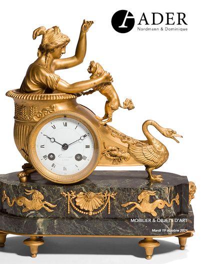 Arts décoratifs du XVIe au XIXe siècle - Partie I