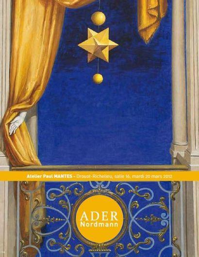 Atelier Paul MANTES (1921-2004) 2e vente