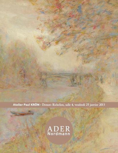 Atelier Paul KRÔN (1869-1936)