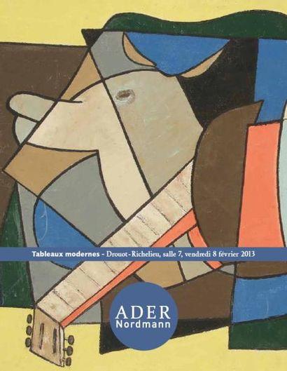 Tableaux modernes - Collection Emile et Evelyne SEKSIS