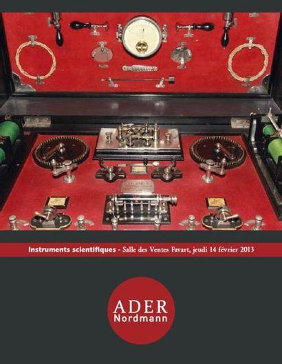 Instruments scientifiques - Collection Le Breton
