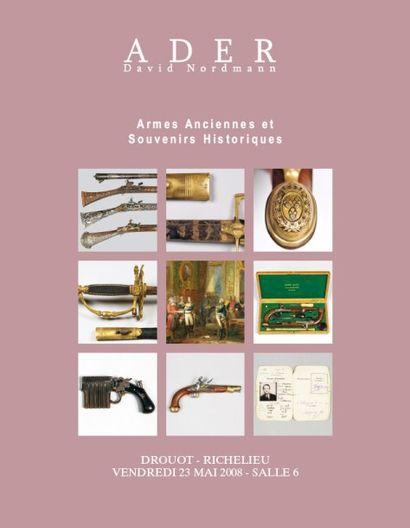 Armes Anciennes et Souvenirs Historiques