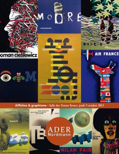 Affiches et graphismes - Collection F.H.K. HENRION