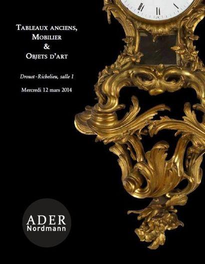 TABLEAUX ANCIENS, ARGENTERIE, CÉRAMIQUE, MOBILIER, OBJETS D'ART & TAPISSERIES