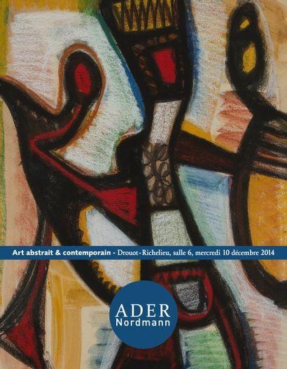 Art abstrait & contemporains - Peintres étrangers de la scène parisienne