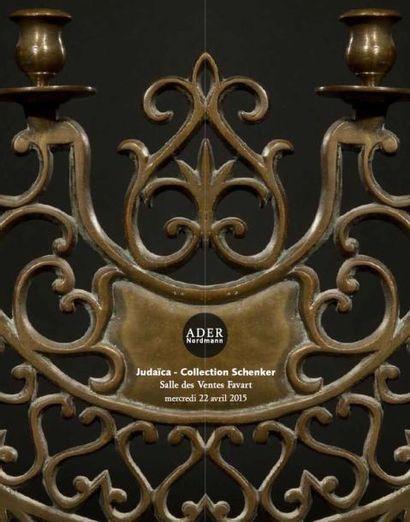 Judaïca - Collection Schenker