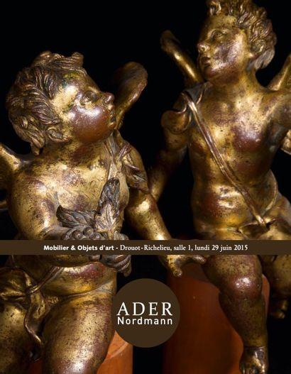 Tableaux anciens, Mobilier & Objets d'art - Ancienne Collection Marteau