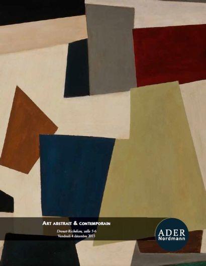 Art abstrait & contemporain - Peintres étrangers de la scène parisienne