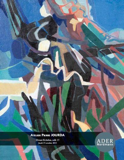Atelier Pierre JOURDA (1931-2007)