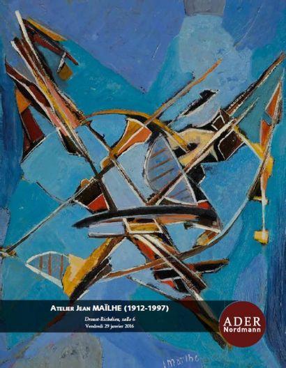 ATELIER JEAN MAÏLHE (1912-1997)