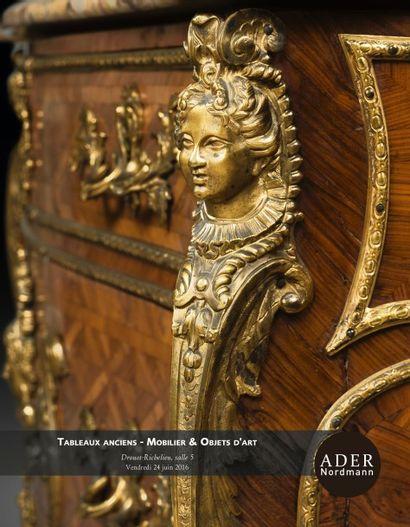 tableaux haute-époque mobilier & objets d'art