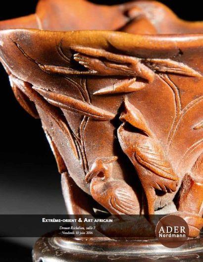 EXTRÊME-ORIENT, ART AFRICAIN
