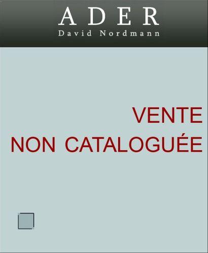 Tableaux - Meubles et Objets d'art (Vente non cataloguée)