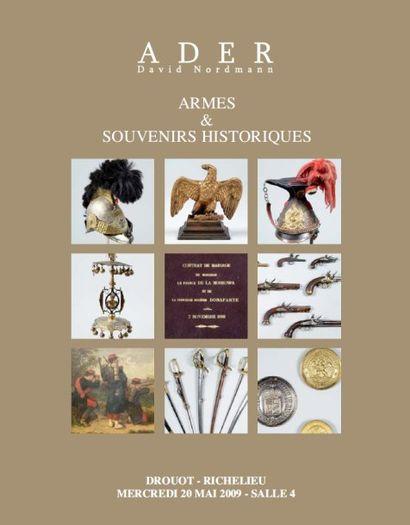 Armes et Souvenirs Historiques