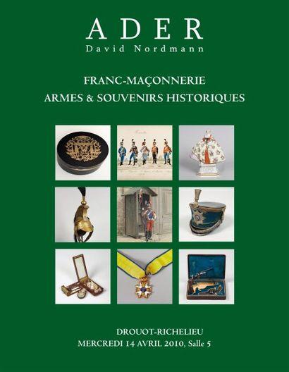 Armes - Militaria - Souvenirs historiques