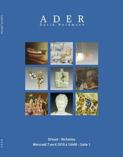 MOBILIER OBJETS D'ART-ATELIER IHLE-ART DECO