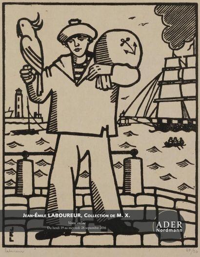Vente ONLINE : Jean-Emile Laboureur, ESTAMPES