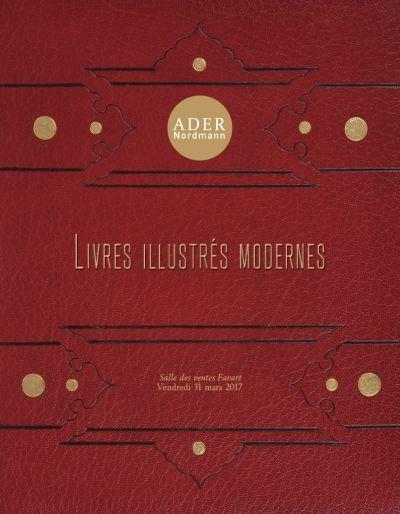 Livres illustrés modernes