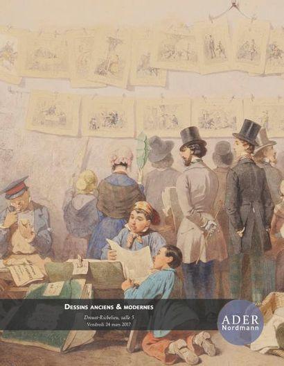 Dessins anciens & modernes - Salon du dessin