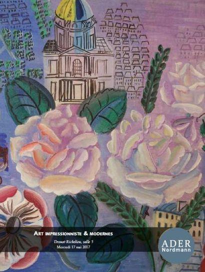 ART IMPRESSIONNISTE & MODERNES