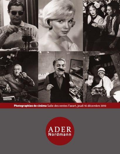PHOTOGRAPHIES DE CINEMA FONDS ALDO PALAZZI 3