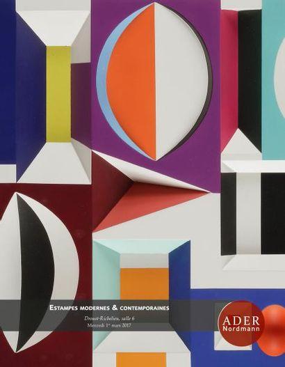 Estampes modernes & contemporaines