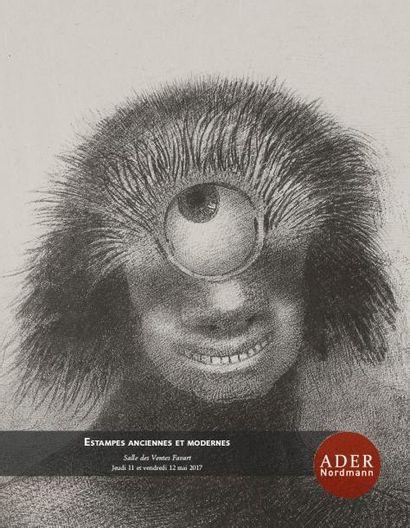 ESTAMPES ANCIENNES ET MODERNES (lots 1 à 307)