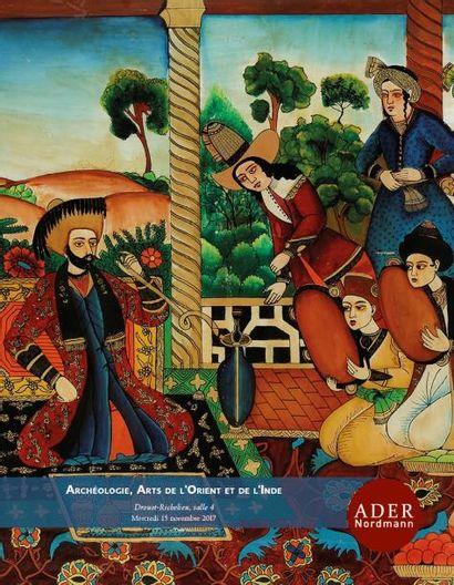 ART DE L'ISLAM ET DE L'INDE