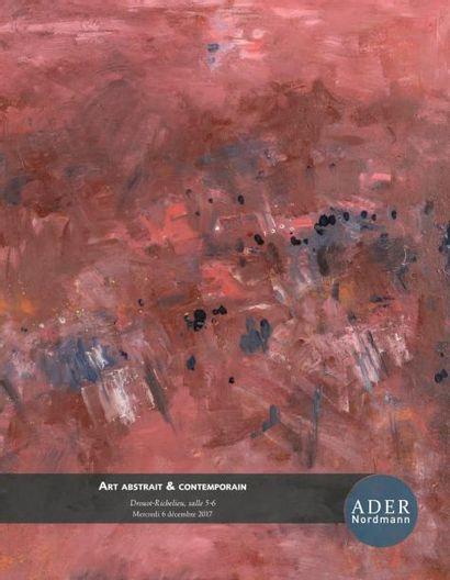 ART ABSTRAIT ET CONTEMPORAIN - PEINTRES ÉTRANGERS DE LA SCÈNE PARISIENNE