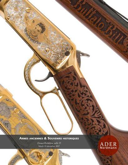 ARMES ANCIENNES & SOUVENIRS HISTORIQUES