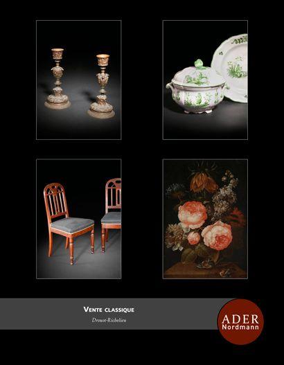 Vente classique : Livres anciens & modernes, livres illustrés, documentation