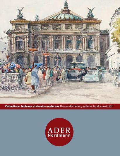 Dessins anciens et modernes - Tableaux - Collections